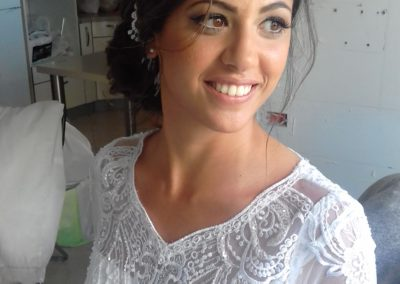 recherche mariée à maquiller sur Jérusalem